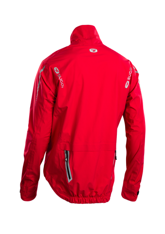 SUGOI Men's RSE NeoShell Jacket, Chili red Alt (72757U)