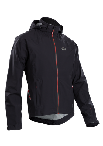 SUGOI Men's RSX NeoShell Jacket, Black (72758U)
