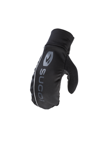 SUGOI Wind Mitt, Black (91909U)
