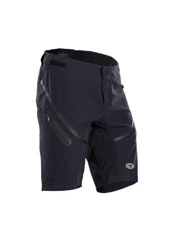 SUGOI Men's RSX Over Short, Black (U354500M)