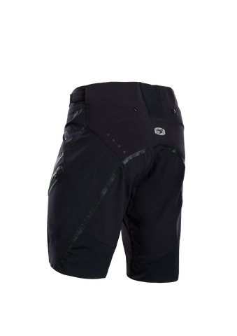 SUGOI Men's RSX Over Short, Black Alt (U354500M)