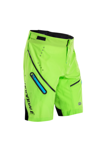 SUGOI Men's RSX Over Short, Berzerker Green (U354500M)
