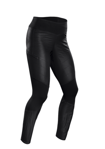 SUGOI Women's Alpha Tight, Black (U407000F)