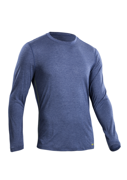 SUGOI Men's Pace L/S, Deep Royal (U600500M)
