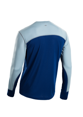 SUGOI Men's Coast Long Sleeve, Baltic Blue Alt (U601000M)