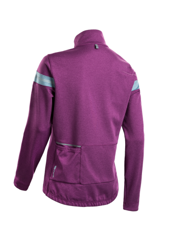 SUGOI Women's Club Jersey, Boysenberry Alt (U675030F)