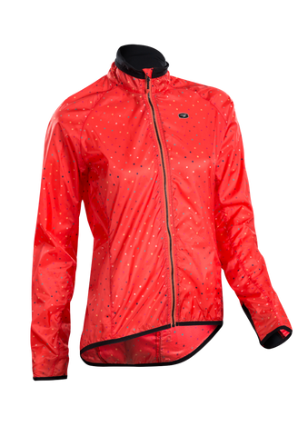 SUGOI Women's RS Jacket, Sunset/XO Print2 (U705010F)