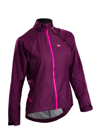 SUGOI Women's Versa Evo Jacket, Boysenberry (U707000F)
