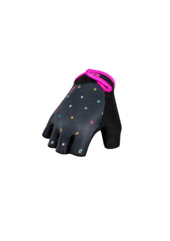 SUGOI Women's Performance Glove, Black/XO Print (U910020F)