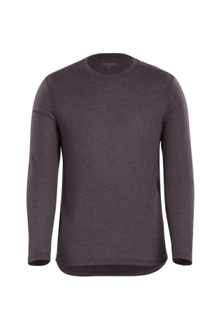 SUGOI Pace Long Sleeve (L/S), Dark Charcoal (U600530M)