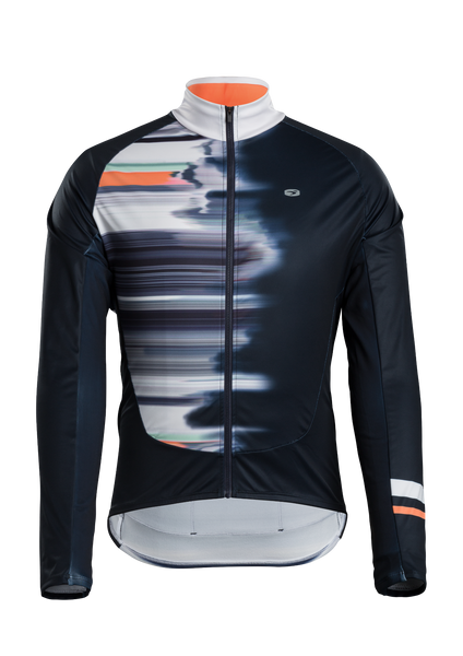 SUGOI RS Training Long Sleeve (L/S) Jersey, Blur (U675040M)
