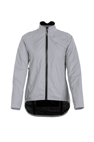 SUGOI Women's Zap Bike Jacket, Light Grey Zap (U719000F)