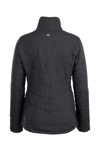 SUGOI Women's Coast Insulated Jacket, Black Alt (U740010F)