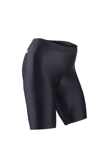 SUGOI Women's Piston 200 Short - Black / Black (19081F)