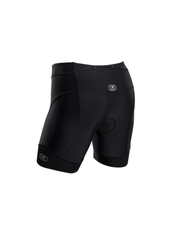 SUGOI Women's RS Tri Short, Black Alt (21081F)