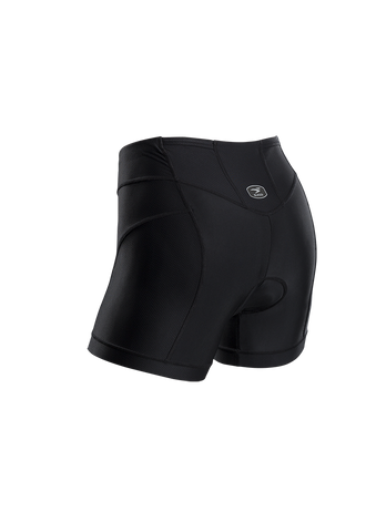SUGOI Women's RS Tri Shortie, Black Alt (21082F)