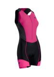 SUGOI Women's RPM Tri Suit, Raspberry Sorbet (29999F)