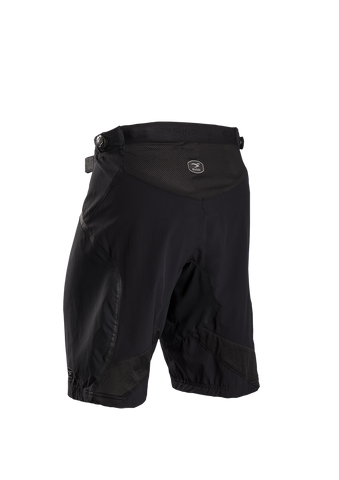 SUGOI Men's Evo X Short, Black Alt (36330U)