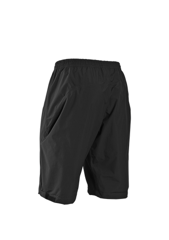 SUGOI Men's RPM X Waterproof Short, Black Alt (36400U)