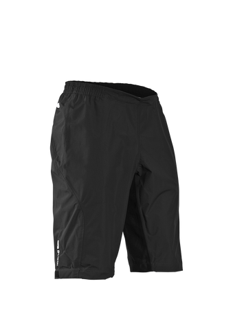 SUGOI Men's RPM X Waterproof Short, Black (36400U)