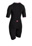 SUGOI Women's RS Tri Speedsuit, Black (37106F)