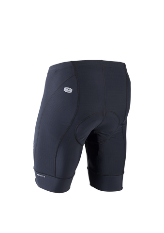 SUGOI Men's Evolution Short, Black Alt (38292U)