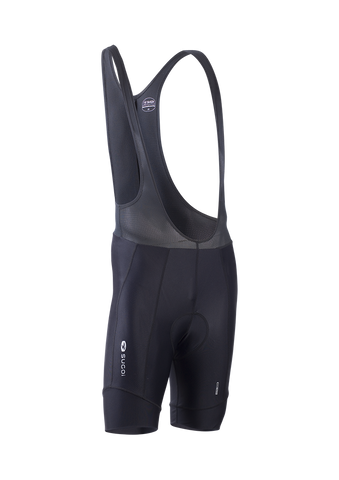 SUGOI Men's RPM Pro Bib Short - Black (39185U)