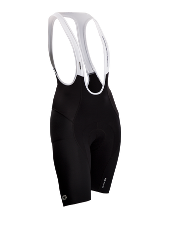 SUGOI Women's RSE Bib Short, Black (39362F)