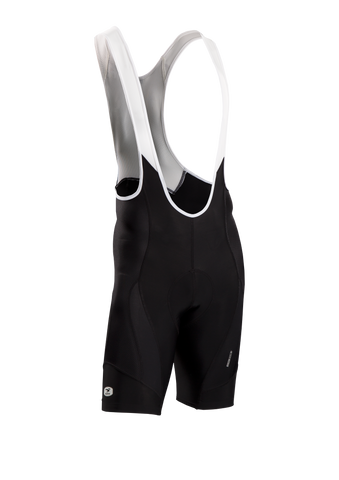 SUGOI Men's RS Pro Bib Short, Black (39386U)