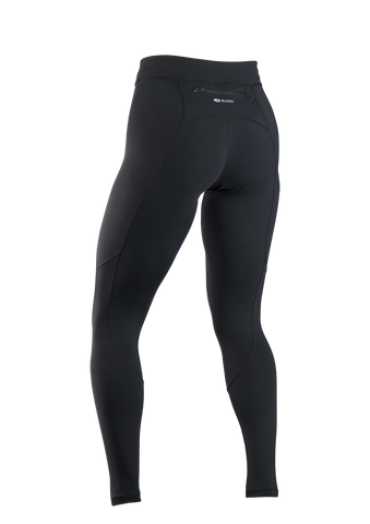 SUGOI Women's Fusion Zap Tight, Black Alt (40113F)