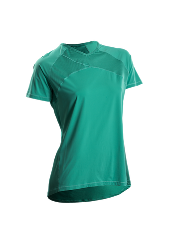 SUGOI Women's Fusion S/S, Light Jade (50030F)