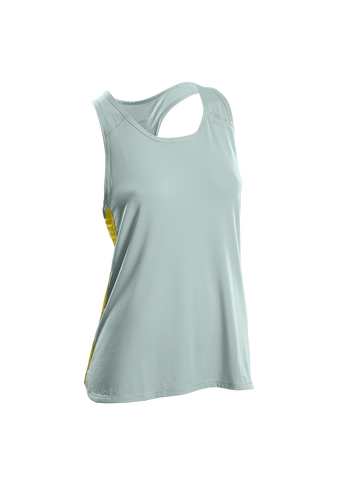 SUGOI Women's Ignite Tank, Ice Blue (55320F)