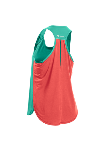 SUGOI Women's Ignite Tank, Light Jade Alt (55320F)