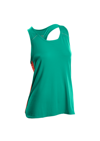 SUGOI Women's Ignite Tank, Light Jade (55320F)
