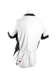 SUGOI Men's Neo Pro Jersey, White / Black (57117U)