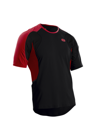 SUGOI Men's RSX Jersey, Black (57180U.473)