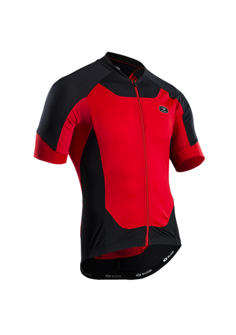 SUGOI Men's RS Pro Jersey, Chili red (57317U.473)