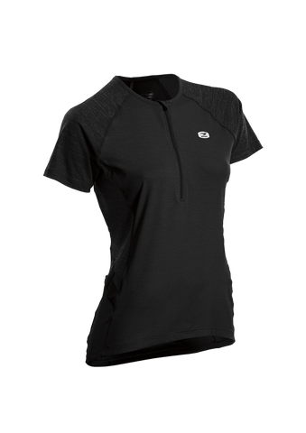 SUGOI Women's RPM Jersey - Black (57770F)