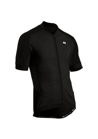 SUGOI Men's Evolution Ice Jersey, Black (57774U)