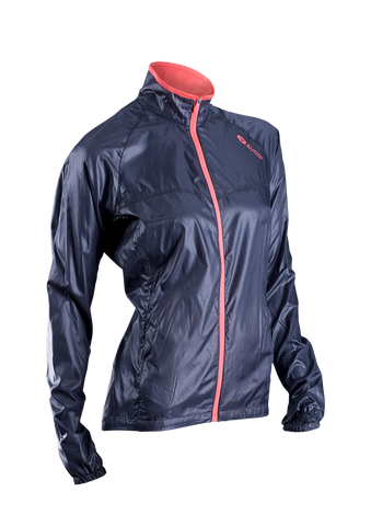 SUGOI Women's Helium Jacket, Coal Blue (70105F)