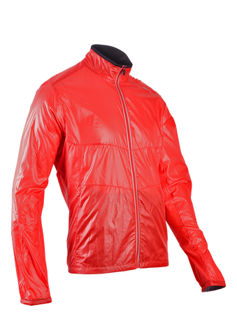 SUGOI Men's Helium Jacket, Chili red (70105U)