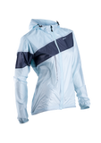 SUGOI Women's Run For Cover Jacket - Ice Blue (71201F)