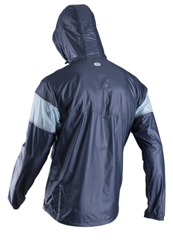 SUGOI Men's Run For Cover Jacket, Coal Blue Alt (71201U)