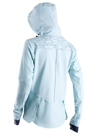 SUGOI Women's Ignite Shelter Jacket, Ice Blue Alt (72001F)