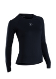 SUGOI Women's RS Core L/S, Black (19671F)