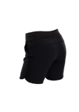 SUGOI Women's Prism 7 inch Short, Black (30328F)