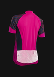 Women's RS Century Zap Jersey - Roadmap Print