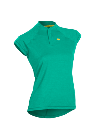SUGOI Women's RPM Jersey, Light Jade (U580010F)