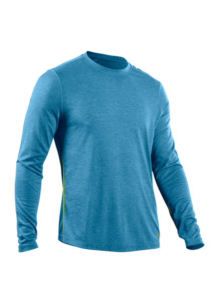 SUGOI Men's Pace L/S, Baltic Blue (U600500M)