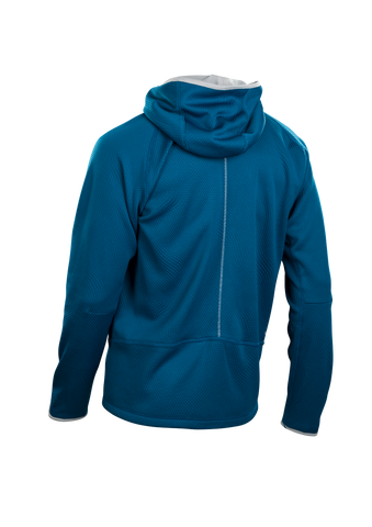 SUGOI Men's Coast Hoodie, Baltic Blue Alt (U655000M)